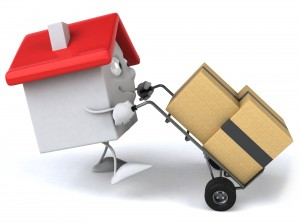 Moving All Your Belongings To Your New Home