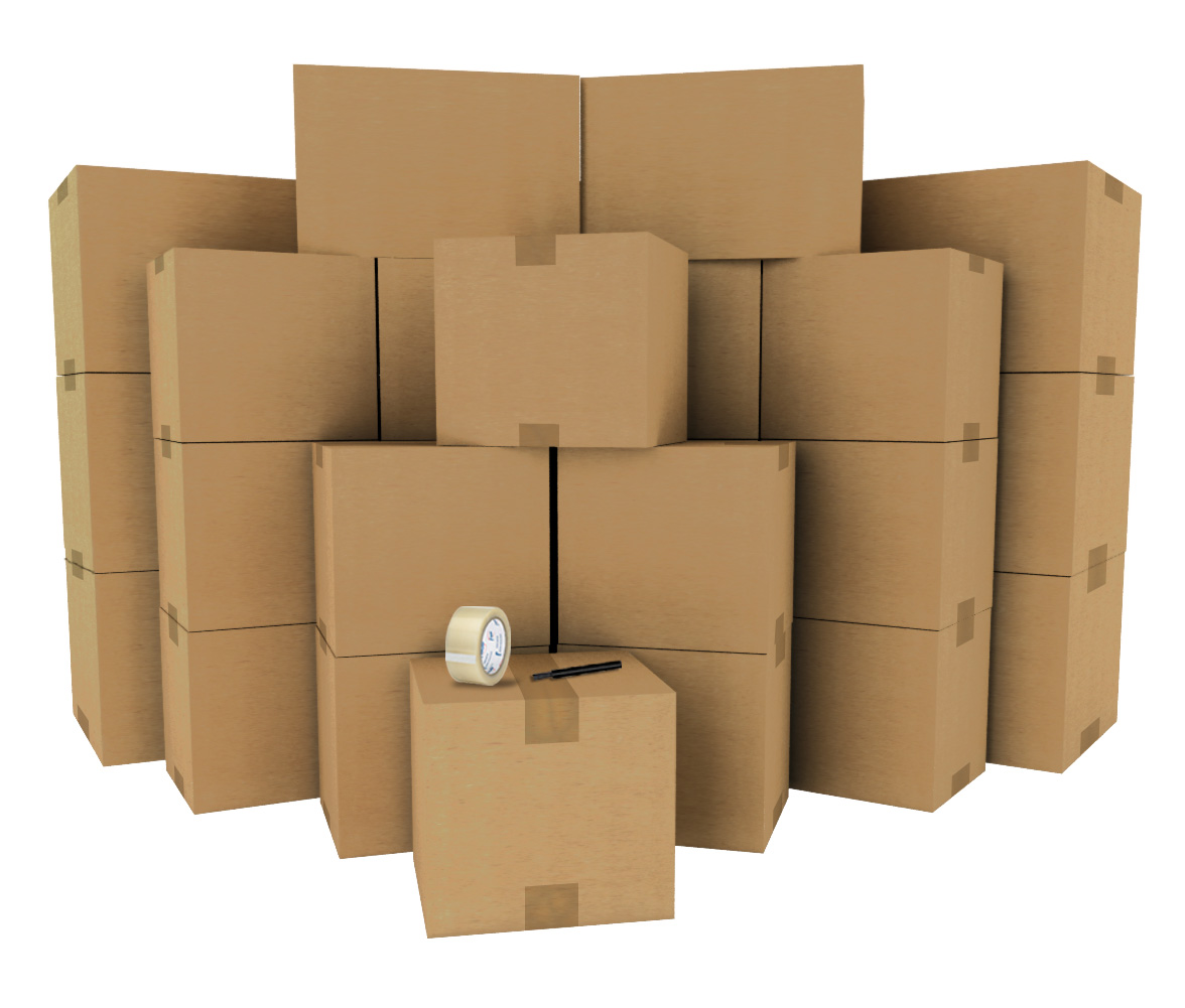 Choosing the correct moving box for your stuff great day for Used boxes for moving house