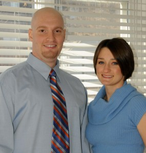 Roger and Dana Ward Founders of Great Day Moving
