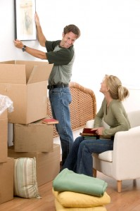 Getting Settled In Your New Home