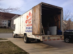 Great Day Moving Truck