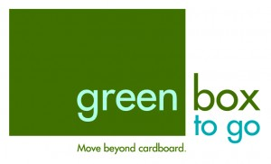 Green Box To Go Logo