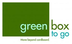Green Box To Go Logo