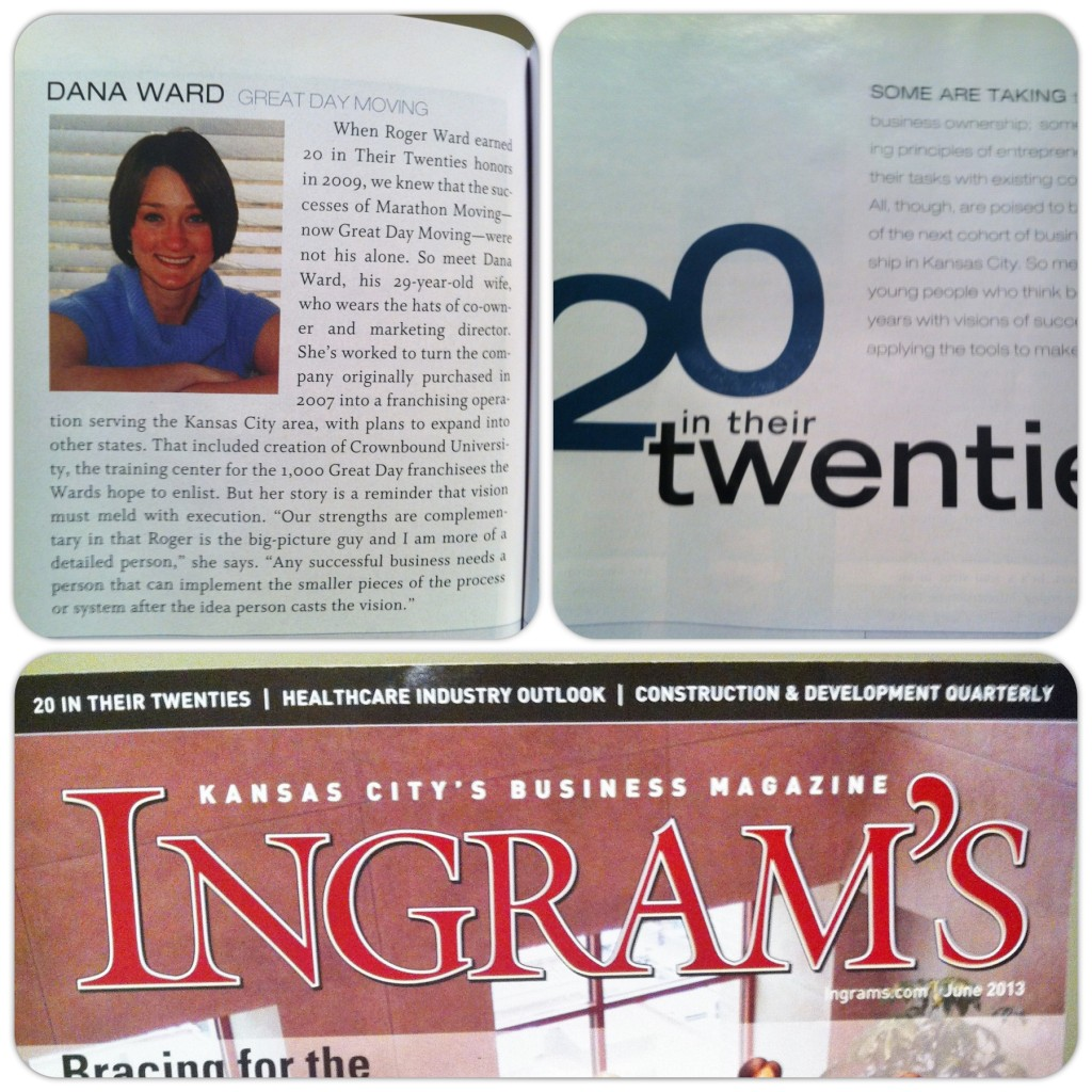 20 In Their Twenties: Ingram's Magazine