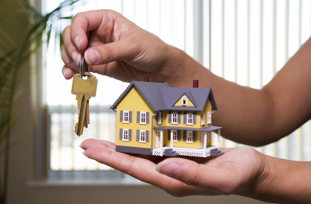 keys to your new home in Kansas City